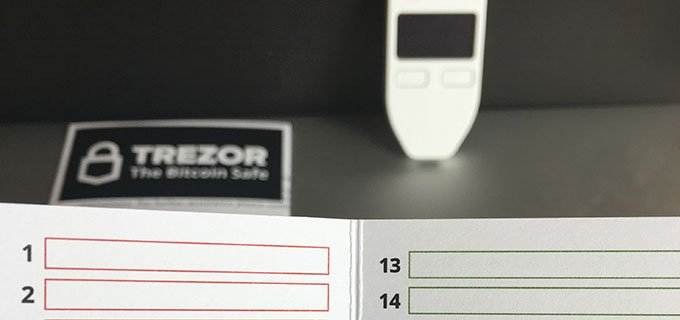 Trezor - Hardware Bitcoin Wallet