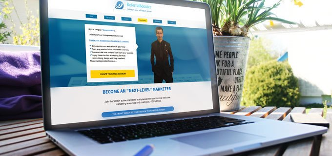 High End Leadpages